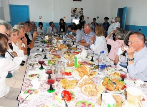 Moldaische Gastfreundschaft