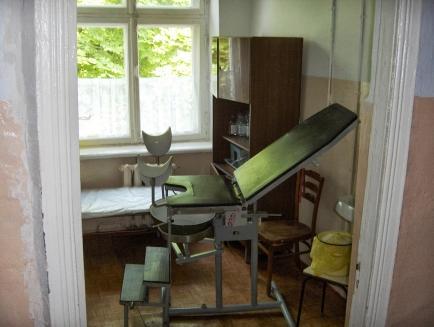 Spital Criuleni, Moldawien