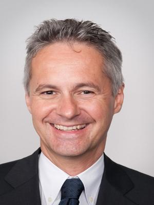 Dr. Hansruedi Scherer, Clubsekretär